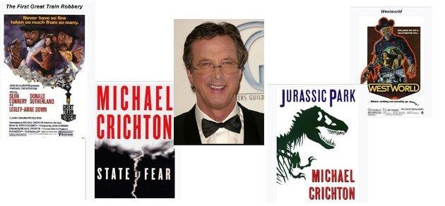 Michael Crichton var svært kritisk til kliamalarmismen - med god grunn.