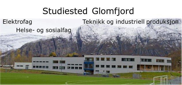 Meløy Videregående skole i Glomfjord