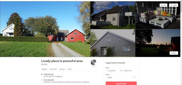 EIDSBERG: Hva med et opphold på gård i Eidsberg-området?