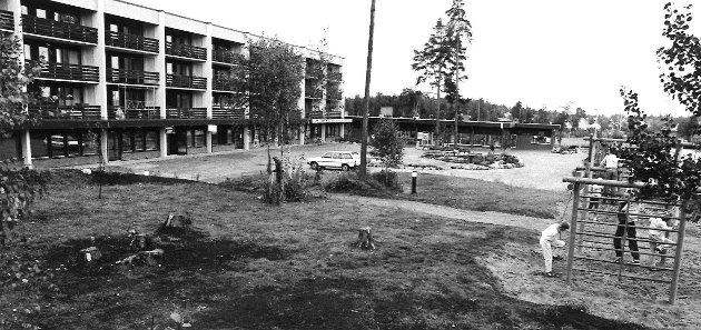 Øreåsen 1987
