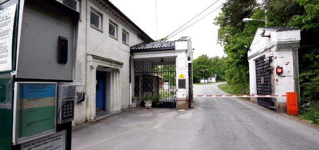 Fornøyd: Chemring Nobel er fornøyd med at Hurum kommune har konkludert med at Sætre skole ikke kan utvides. arkivfoto: henning jønholdt