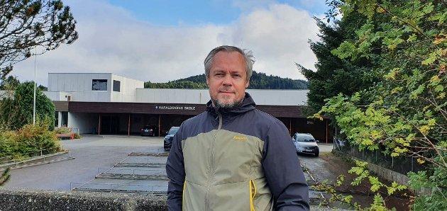 Bjørn Gunnar Husby ønsker mer praktisk undervisning i skolen
