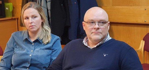 Stig Anders Ohrvik og Linda Dalseg Høvik representerer Nordmørslista i bystyret og i formannskapet i Kristiansund. Foto: Trond Hasselø, Tidens Krav