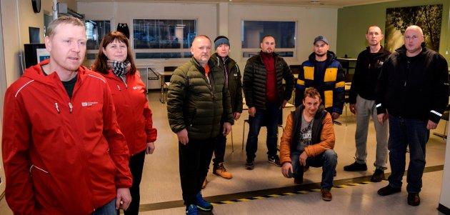 VIKTIG: - Den jobben som Fagforbundet Gjøvik har utført for medlemmene i Horisont Renovasjon AS er utrolig viktig og bra, skriver regionleder Helene Harsvik Skeibrok.