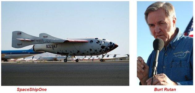Sivilingeniør og flykonstruktør Burt Rutan har studert klimapanelets tvilsomme påstander. Han er ikke nådig.