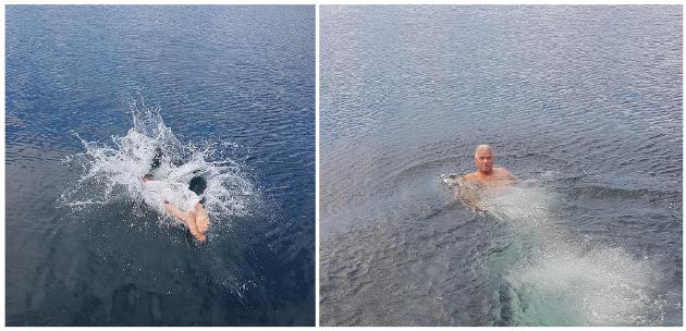 Rasmus Hansson vil at det skal bli enda mer fristende å bade i Oslofjorden.