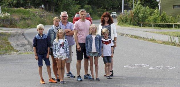 Foreldre ved Bytårnet skole mener at økt trafikk i området vil gi utrygge skoleveier