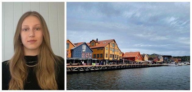 KRITISK: Jeg trorTønsberg kommune ogsåkan gjøre mer,og at lokalavisa vår i større grad kan utfordre kommunen på hva de oppnår med klimamålene sine, skriver Thea Elisabeth Bergheim.