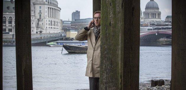 Spennende: Damian Lewis i spionthrilleren «Our Kind of Traitor».Foto: filmweb.no