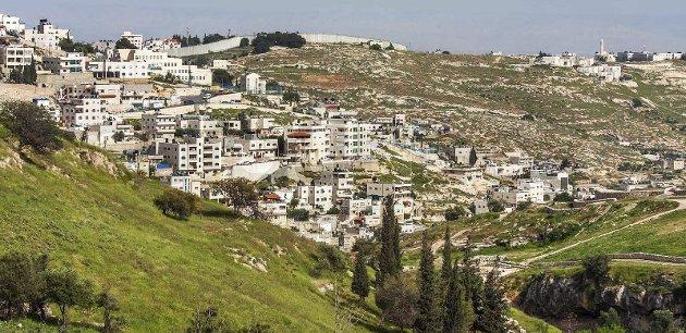 ISRAEL: De siste tiårene har israelske bosettere, støttet av myndighetene, tatt stadig mer kontroll over palestinsk jord. Nylig kunngjorde regjeringen ytterligere en utvidelse av kolonialiseringen på den okkuperte Vestbredden, skriver Birgit Pettersen. Foto: Colourbox