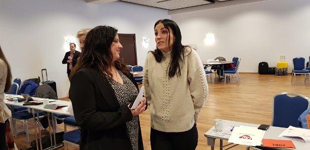 Arbeiderpartiet vil i regjering fjerne «avskiltingen» av erfarne lærere, skriver Berit Tønnesen (til venstre) og Hanne-Berit Brekken.