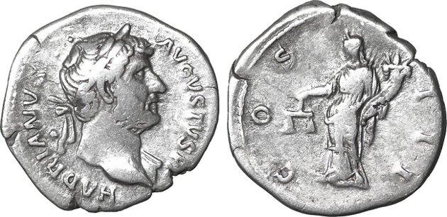 Beslektet: Denne ligner på mynten Glenn Håkon fant.