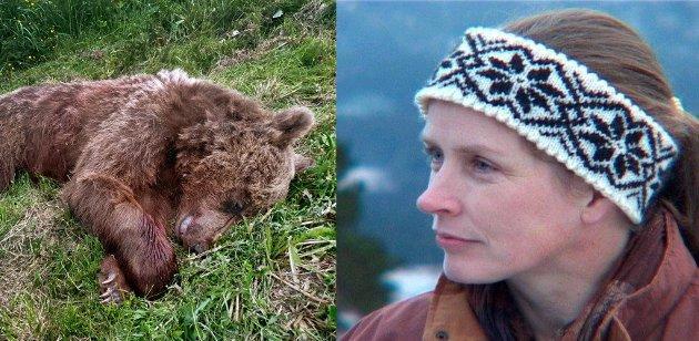 UTMELDT: Anne Ulvig i Grong har meldt seg ut av sitt tidligere parti Høyre i protest mot rovdyrforvaltningen.