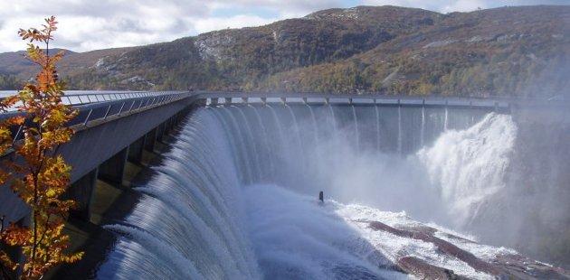 YTRING: Vannkraften har aldri vært grønnere, skriver leserbrevforfatteren.