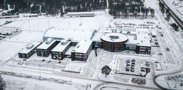 GODE SØKERTALL: Høgskolen i Innlandet har rekordmange søkere i år.