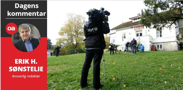EVALUERING: Ti år etter 22. juli-terroren foregår en ny gjennomgang av dekningen i mediebransjen. Aftenposten beklaget før helgen en sak som omhandlet det som skjedde ombord i MS Thorbjørn etter angrepet på Utøya.