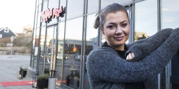 Nejra Osmic, den daglige lederen vad Peppes i Fredrikstad som åpnet dørene for servering på julaften, kan stå som eksempel på at integreringen av flyktninger fra Bosnia har vært vellykket.  (Arkivfoto: Trond Thorvaldsen)