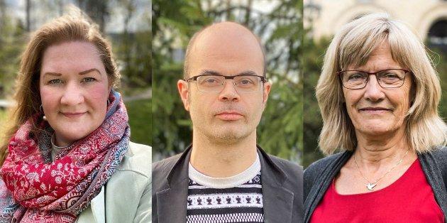 ENDRING: SVs toppkandidater i Innlandet krever at foretaksmodellen avskaffes.