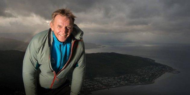 Må endre image: Administrerende direktør i Sparebanken Narvik, Elling Berntsen, skriver at Narvik må pusse opp imaget sitt.