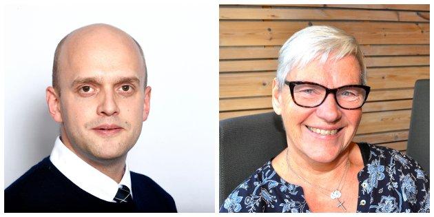 At MDG og KrF sin politikk ikke er i samsvar med partienes kjerneverdier er ikke riktig, skriver Johannes Wahl Gran, gruppeleder MDG og Jytte Sonne, gruppeleder KrF.