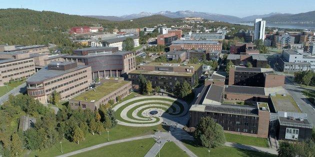 Universitetet i Tromsø er et av fire breddeuniversiteter i Norge. Nå krever også de andre og mindre universitetene tilgang på de samme profesjonsutdanningene