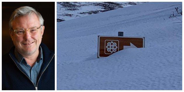 Sverre Landmark håpar folk i Sogn tek på seg vertskapsrolla når det på nytt kjem mange norske turistar til sommaren.