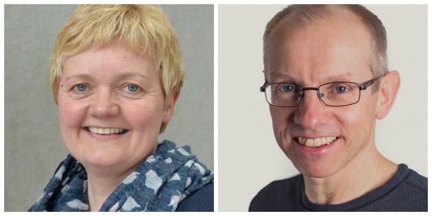 Forskarane Liv Norunn Hamre (HVL) og Kyrre Groven (Vestlandsforsking) har kome fram til overraskande konklusjonar rundt arealbruken i Sogndal.