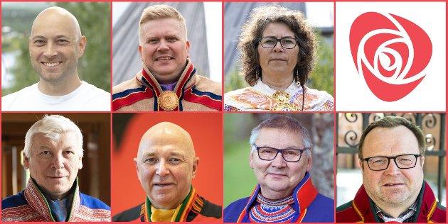 Førstekandidatene til Bargiidbellodat