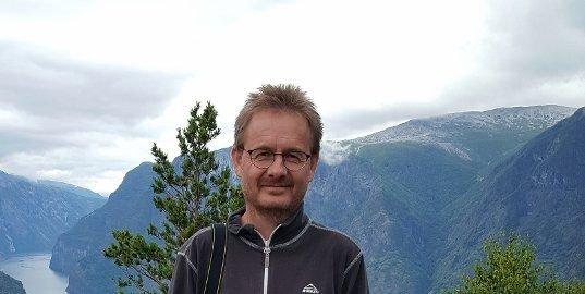 Espen Backe, Nye Holmestrand MDG