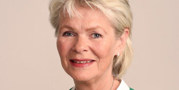 Hvor står du i saken nå, ordfører, spør Berit Frey. Foto: Fotograf Engvig