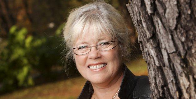 BURSDAG: Haldens ordfører Anne-Kari Holm (Sp) kan gratuleres med dagen tirsdag 21. april. Arkivfoto