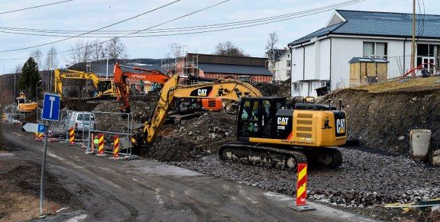 UTFORDRING: Bygg- og anleggsbransjen synes det går tregt og ønsker at byggherrer stiller strengere krav til klima i sine kontrakter, skriver Rangdi W. Krogstad i EBA Innlandet.