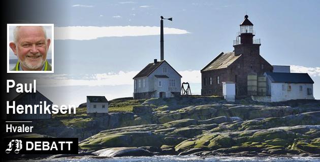 Paul Henriksen trekker frem Torbjørnskjær fyr som fremste eksempel på et kulturminne med spesiell arkitektur som nå er truet av forfall.