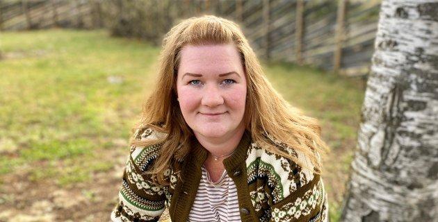 Anne Lise Fredlund, Fylkesleder Innlandet SV