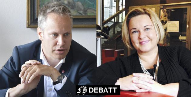 Hannah Berg mener lønnen til ordfører Jon-Ivar Nygård bør settes til til 10 G (968.830 kroner) og at rådmann Nina Tangnæs Grønvold bør få 12 G (1. 162.596 kroner) i 2019.