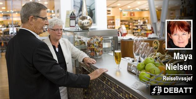 – Bar er bedre enn bingo, skriver Maya Nielsen om de krav dagens  generasjon av godt voksne stiller til en god alderdom.