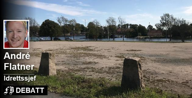 Debatten om fremtidig bruk av Tollbodplassen startet med at parkeringssjef Frode Samuelsen ville ha den til bobilparkering. Idrettssjefen avviser det som uaktuelt.