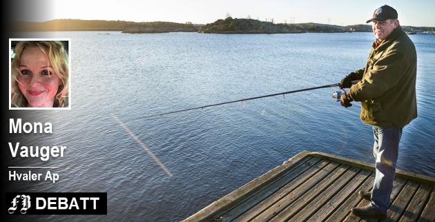 Dagfinn Lindberg er talsperson for lokale jeger- og fiskerforeninger.  – Vi støtter et strengt vern av torsken, men mener det er viktig å ikke stenge store friluftsområder for alt annet fiske, skrev han i et leserbrev i FB.