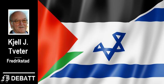 –  I dag er FN også så sterkt preget av antisionisme og antisemittisme at organisasjonen ikke er i stand til å ha et objektivt forhold til konflikten, mener Kjell J. Tveter.