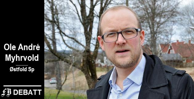 – Ja, heldigvis har regjeringen klart å følge opp de satsingene som lå i Nasjonal transportplan fra 2013 som Senterpartiet fremmet da vi satt i regjering, skriver Ole André Myhrvold.