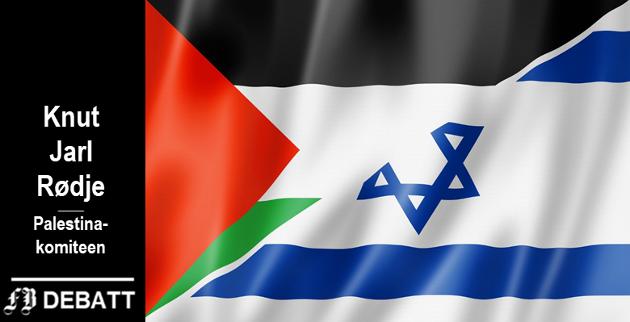 – Palestinakomiteen i Norge har boikott av staten Israel som en prioritert oppgave fordi boikott er et ønske fra palestinerne selv.