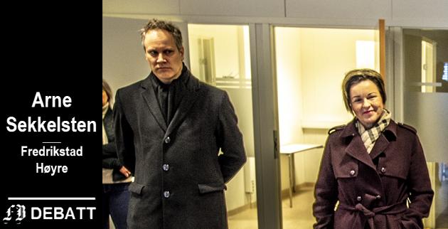 – Begge har et samlet ansvar for deling av informasjon til samtlige folkevalgte, skriver Sekkelsten til ordfører Jon-Ivar Nygård og kommunedirektør Nina Tangnæs Grønvold.