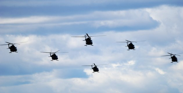 Klar tale: –La fagmilitære råd ligge til grunn og aksepter at Bell helikoptrene og ledelsen flytter til Rygge senest innen 2019, skriver René Rafshol i denne kronikken.