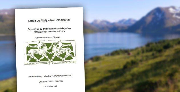 Vil denne masteravhandlingen bidra til et paradigmeskifte i historieskrivningen om Nord-Troms og Finnmark? Jeg tror det, skriver Jarl Hellesvik.