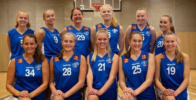 PÅ POENGJAKT: Tromsø Storm Ungdom sitt elitelag i basketball tar i mot Asker Aliens til hjemmekamp i Tromsøhallen på søndag.