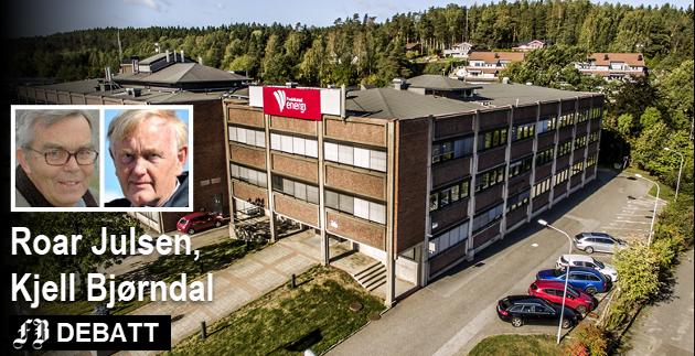 – Vi opplever det som om Fredrikstad Energi kvier seg for å være åpne mot selskapets egentlige eiere, innbyggerne i Fredrikstad, skriver Roar Julsen og Kjell Bjørndal i denne kronikken.
