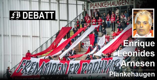 Optimismen i Plankehaugen lever videre på tross av klubbens svake resultater.
