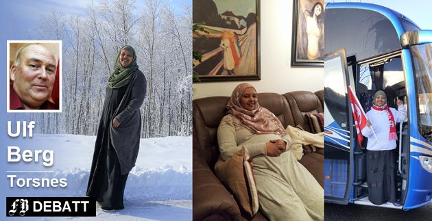 Gjennom sine 12 år i Norge har Leila deltatt, men også ventet og savnet. Innsendte bilder.