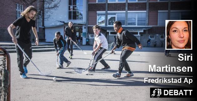 Traraprosjektet er en viktig del av folkehelsesatsingen i Fredrikstad.  – God folkehelse betyr helse og trivsel, men også økt bidrag i yrkesliv og lavere velferdsutgifter, skriver Siri Martinsen. Arkivfoto: Geir A. Carlsson