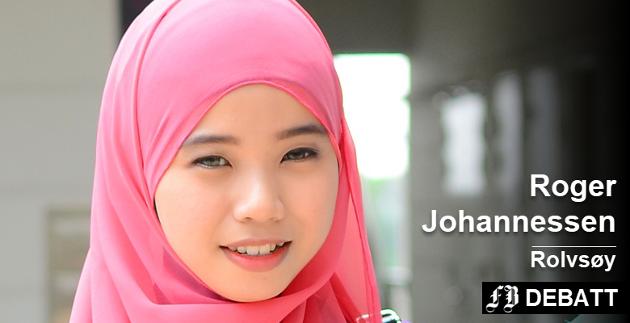 Innlegg hijab i gunnskolen